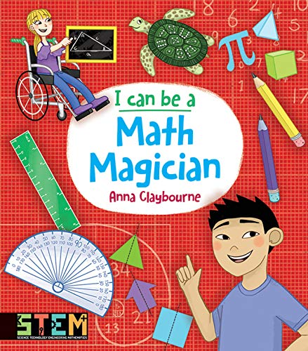 I Can Be a Math Magician: Fun STEM Activities for Kids (Dover Children's Activity Books)