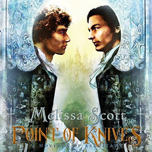 Point of Knives audiobook cover art