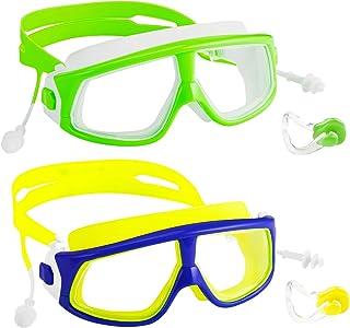 Spinosaurus Kids Swim Goggles Swimming Goggles Pack of...