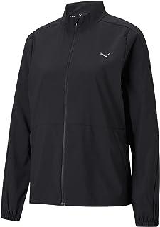 PUMA womens Run Favorite Woven Jacket
