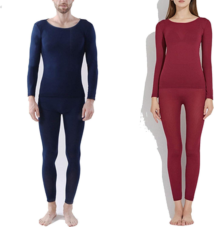 koweis Thermal Underwear Limited time sale for Max 54% OFF Women Winter Long Warm Women's Men