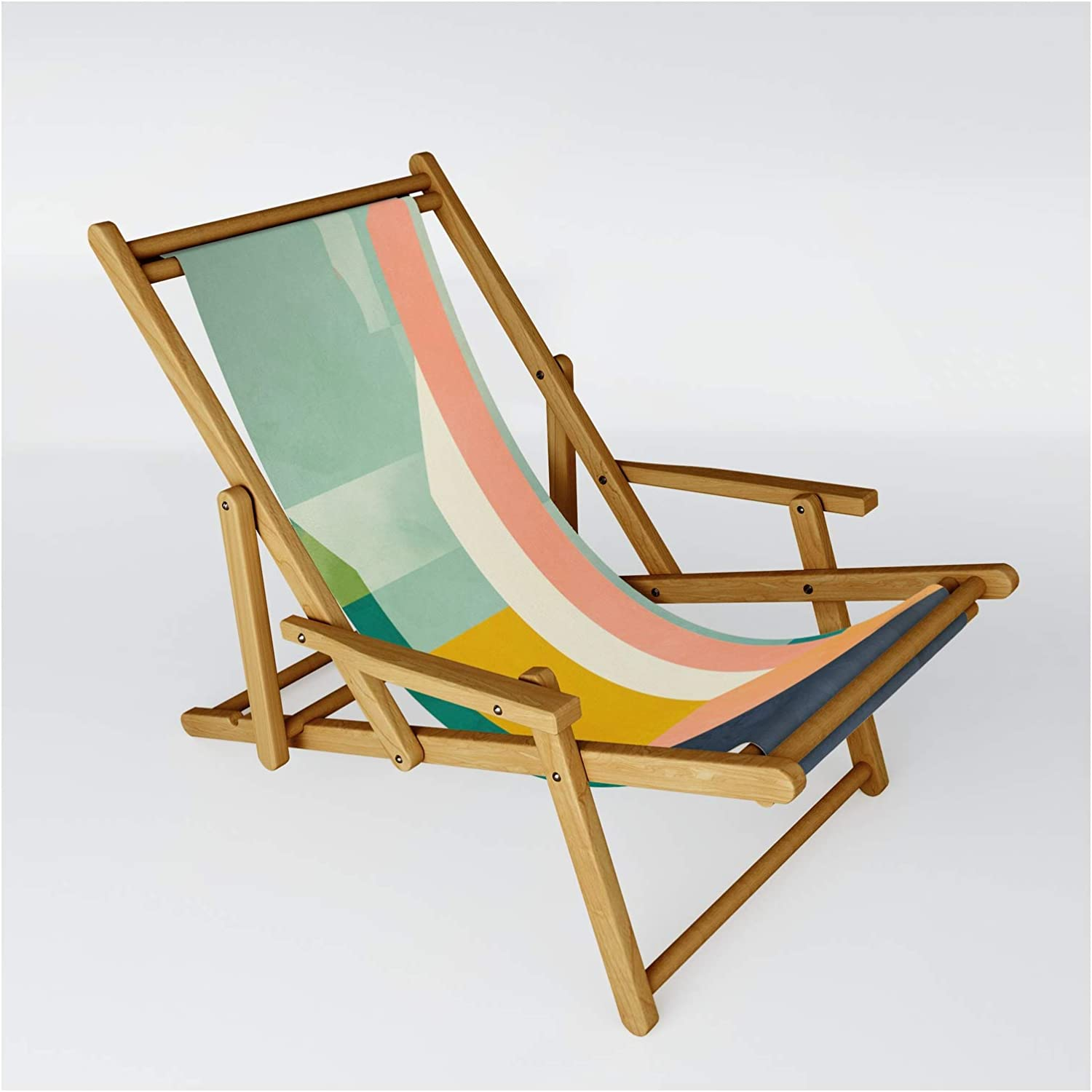 Society6 Passing by Ana Rut BRE Fine Chair on 1 year warranty Sling - Art One Great interest