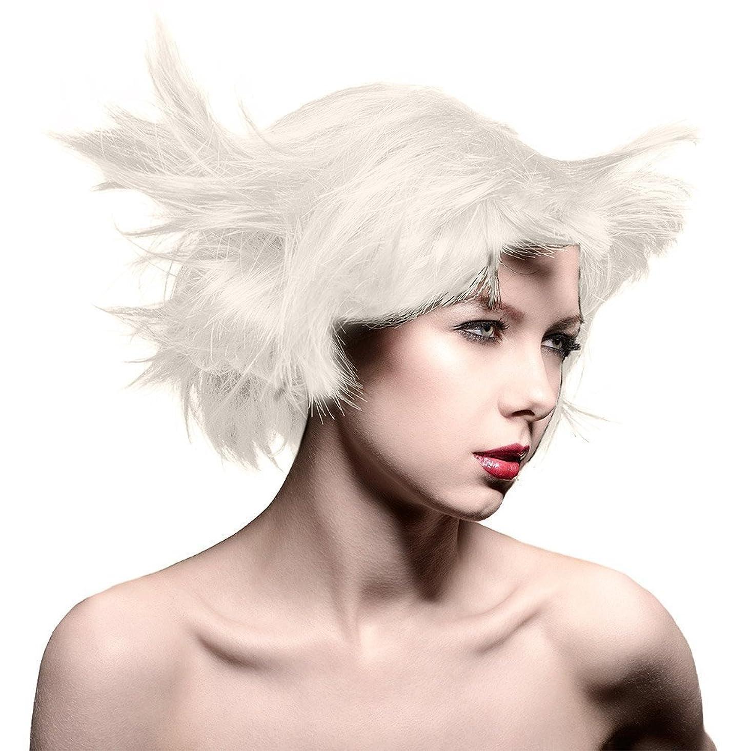敬マートフレームワークMANIC PANIC Amplified Semi-Permanent Hair Color - Virgin Snow by Manic Panic