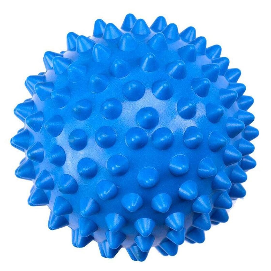 巨人倍増ガードHiCollie マッサージボール 触覚ボール リフレックスボール トレーニングボール ポイントマッサージ 筋筋膜リリース 筋肉緊張和らげ 血液循環促進 6cm