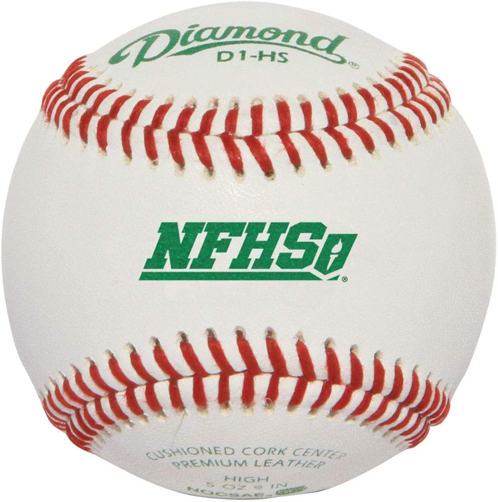 Diamond Sports Baseballs Leather D-OB SP RODS R-100PB 36 Balls