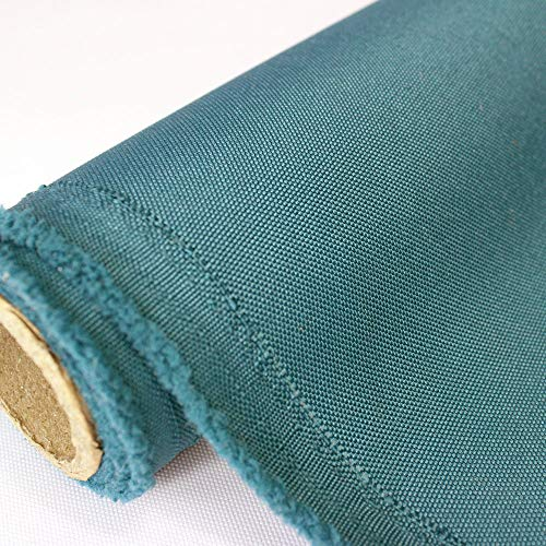 Oxford Canvas Fabric Water Resistant Outdoor 600 Denier Outdoor/indoor PU Backing UV Protector (Cadet Blue)
