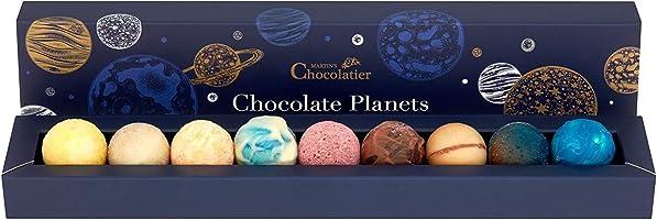 Martins Chocolatier Chocolade Planets