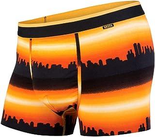 BN3TH Men's Classics Trunk Brief Premium Underwear With Pouch base-layer-underwear