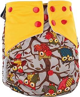 QuTess - Pantalones de Entrenamiento para bebé a Prueba de Fugas, Lavables, Reutilizables, Transpirables, a Prueba de Fugas, Muy Suaves y cómodos