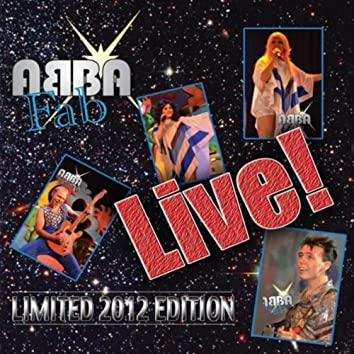 The Premier Abba Experience Live!
