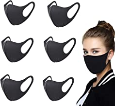 Face Mask Unisex Mouth Mask Dust Mask Anti Pollution Mask Reusable Cotton Face Mask Mouth..
