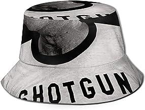 NHJYUWillie Nelson Shotgun Willie 1973 Mens & Womens Hiking Sombrero de Pescador Bucket Cap