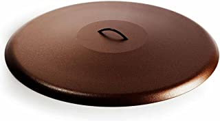 Hearth Products Controls Round Aluminum Fire Pit Cover (FPHC-48C), Copper Vein, 48-Inch