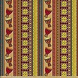ABAKUHAUS afrikanisch Gewebe als Meterware,