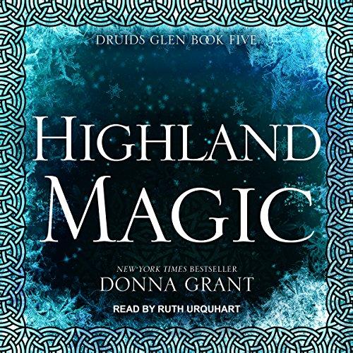 Highland Magic audiobook cover art