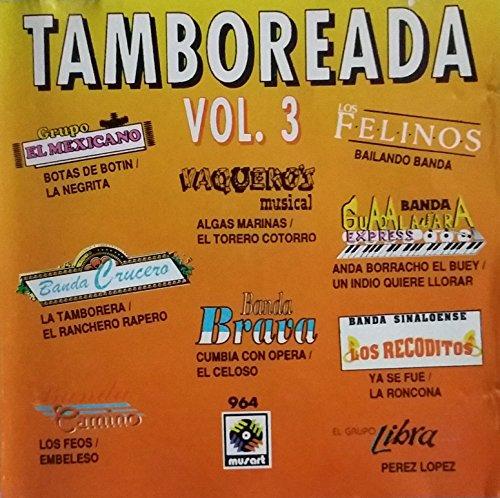 TAMBOREADA VOL 3