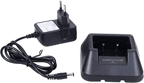 Mengshen® Baofeng Desktop Chargeur for UV-5R 5RA 5RB 5RC 5RD 5RE 5REPLUS and BF-F8 Radios UV-5R_C5