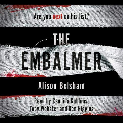 The Embalmer cover art