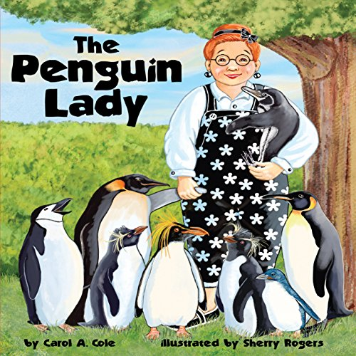 The Penguin Lady cover art