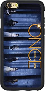 Once Upon A Time iPhone 6 Case,Once Upon A Time Cover Case for iPhone 6/6s 4.