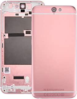 Battery case Jrc Back Cover for HTC One A9(Grey) Mobile phone accessories (Color : Pink)