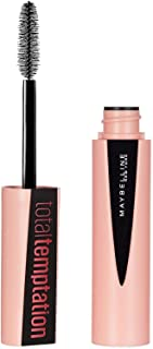 Maybelline Total Temptation Mascara, 8.6 ml, Very Black