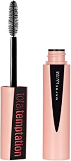 Maybelline New York Total Temptation Mascara, 8.6 ml, Very Black, 30155206