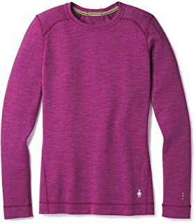 Women's Base Layer Top - Merino 250 Wool Active Crew
