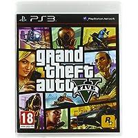 Grand Theft Auto Five-V PS3