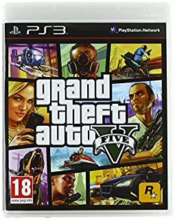 Grand Theft Auto V (PS3) (B0062KICQ6) | Amazon price tracker / tracking, Amazon price history charts, Amazon price watches, Amazon price drop alerts