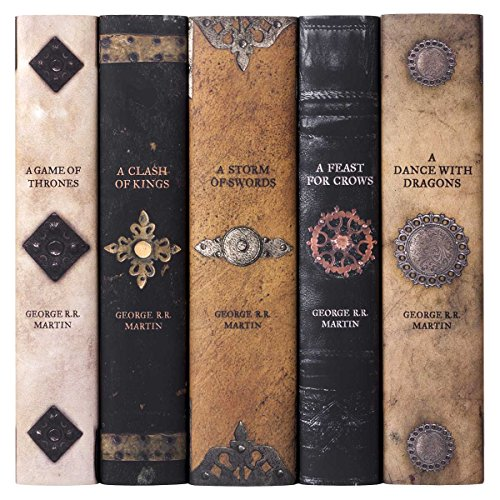 Game of Thrones | Five-Volume Hardc…