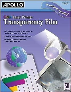 Best colour laser transparency film Reviews
