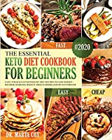 The Essential Keto diet Cookbook For Beginners