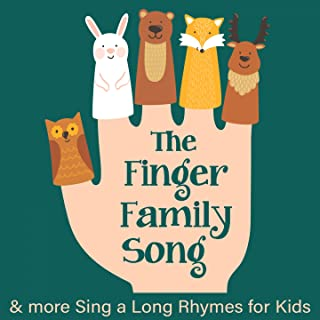 The Finger Family Song & More Sing a Long Rhymes for Kids