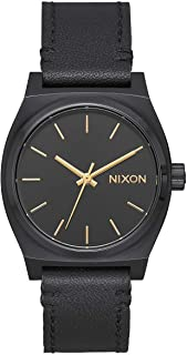Nixon Womens Medium Time Teller Leather