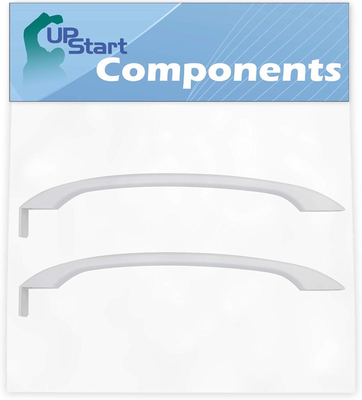 2-Pack 218428101 Refrigerator Door Handle Replacement for Frigid