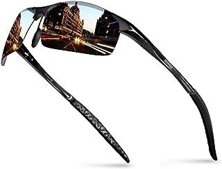 gafas de sol polarizadas de los hombres gafas de sol de verano al aire libre gafas de sol para los hombres
