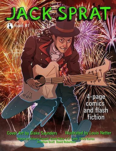 Jack Sprat #1 (English Edition)