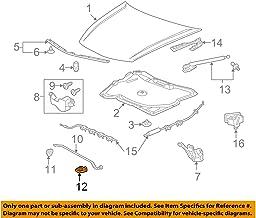 Honda Hood Prop Rod Holder - 91503-TA0-A01