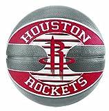 Spalding NBA Team Houston Rockets 83-589Z Balón de Baloncesto, Unisex, Multicolor, 7