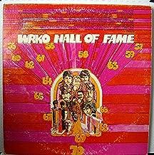 WRKO Hall Of Fame - Various [Double Vinyl LP Record Album]