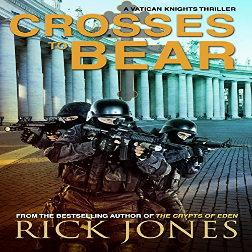 Crosses to Bear audiobook cover art