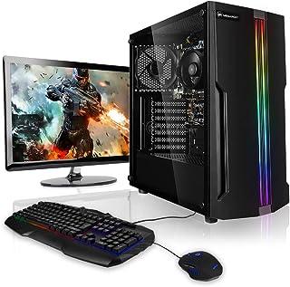 Pack Ordenador PC AMD Athlon 3000G 2X 3.50GHz • 24