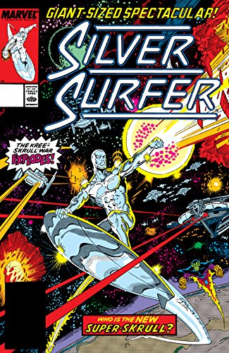 Silver Surfer (1987-1998) #25 (English Edition) eBook ...