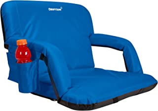 Best extra wide stadium seat with arms Reviews