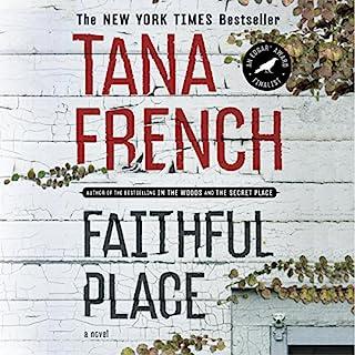 Faithful Place audiobook cover art