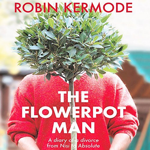 The Flowerpot Man audiobook cover art