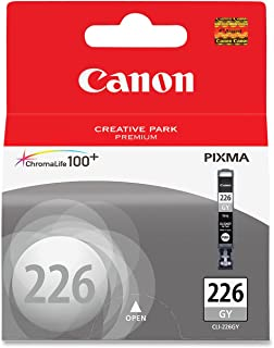 Genuine Canon CLI-226 Ink Tank, Grey