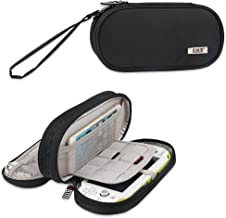 BUBM Double Compartment Storage Case for Sony PSV, Protective Carrying bag, Portable Travel Organizer Case for PSV and Oth...