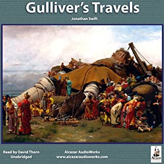 Gulliver's Travels                   De :                                                                                                                                 Jonathan Swift                               Lu par :                                                                                                                                 David Thorn                      Durée : 11 h et 32 min     Pas de notations     Global 0,0